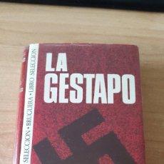 Livros em segunda mão: LIBRO LA GESTAPO - JACQUES DELARUE - BRUGUERA - (VER IMÁGEN ADICIONAL). Lote 56515256