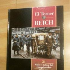 Libros de segunda mano - EL TERCER REICH 31. TIME LIFE. BAJO EL TALÓN DEL CONQUISTADOR ( PRIMERA PARTE ) - 56973197