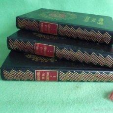 Libros de segunda mano: COMPLETA HISTORIA DE LA GESTAPO 1975 BERNARD MICHAL 3 TOMOS EXCLUSIVA LOS AMIGOS DE LA HISTORIA. Lote 127702283