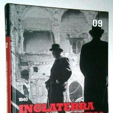 Libros de segunda mano: INGLATERRA RESISTE EL CASTIGO DE HITLER 1940 POR CARDONA Y VÁZQUEZ DE BIB. EL MUNDO EN MADRID 2009. Lote 59075585