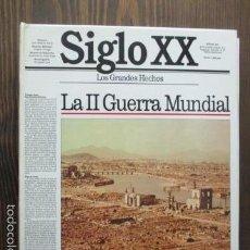 Libros de segunda mano: LOS GRANDES HECHOS DEL SIGLO XX. VOLUMEN 12. LA II GUERRA MUNDIAL TOMO IV (1945). . Lote 61645772