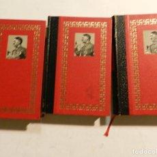 Libros de segunda mano: LA VIDA FANTÁSTICA DE ADOLFO HITLER, ALAN BULLOCK SEGUNDA GUERRA MUNDIAL. Lote 217704358