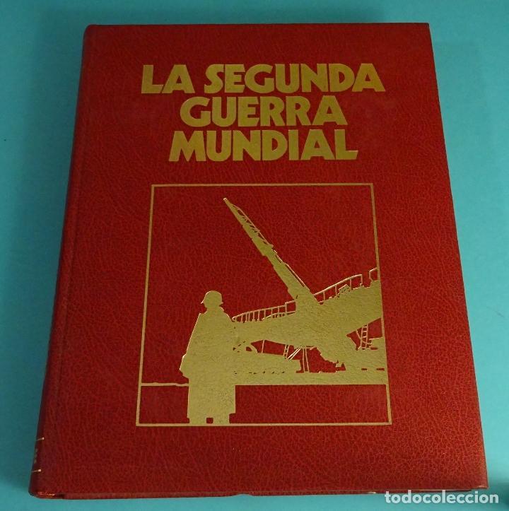 CRÓNICA MILITAR Y POLÍTICA DE LA SEGUNDA GUERRA MUNDIAL. VOLUMEN 2. EDITORIAL SARPE (Libros de Segunda Mano - Historia - Segunda Guerra Mundial)