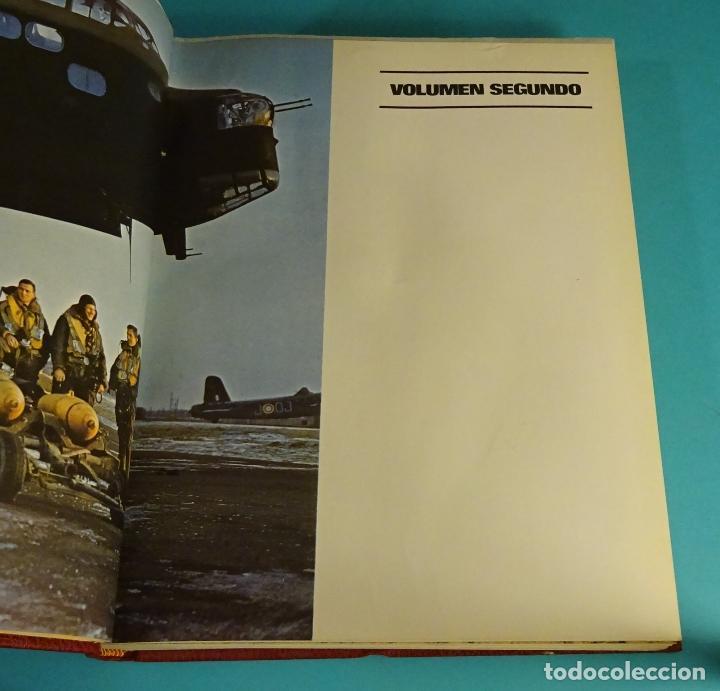 Libros de segunda mano: CRÓNICA MILITAR Y POLÍTICA DE LA SEGUNDA GUERRA MUNDIAL. VOLUMEN 2. EDITORIAL SARPE - Foto 3 - 64675071