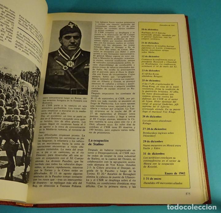 Libros de segunda mano: CRÓNICA MILITAR Y POLÍTICA DE LA SEGUNDA GUERRA MUNDIAL. VOLUMEN 2. EDITORIAL SARPE - Foto 4 - 64675071