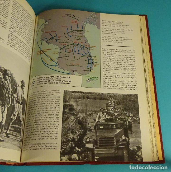 Libros de segunda mano: CRÓNICA MILITAR Y POLÍTICA DE LA SEGUNDA GUERRA MUNDIAL. VOLUMEN 2. EDITORIAL SARPE - Foto 5 - 64675071
