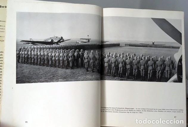 Libros de segunda mano: Die Deutsche Luftwaffe. (La aviación alemana. Berlín, 1940) 2ª Guerra Mundial (Nazismo - Foto 2 - 64773707