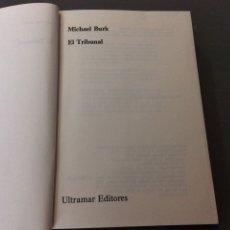 Gebrauchte Bücher - EL TRIBUNAL / MICHAEL BURK -ED. ULTRAMAR, ( JUICIO DE NUREMBERG. ) - 64848279