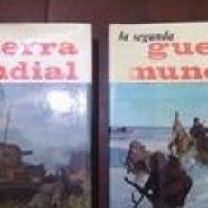 Libros de segunda mano: LA SEGUNDA GUERRA MUNDIAL (2 VOL) - JOSÉ FERNANDO AGUIRRE. Lote 64564411