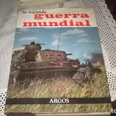 Libros de segunda mano: LA SEGUNDA GUERRA MUNDIAL, 2 TOMOS, 1964. Lote 67065702