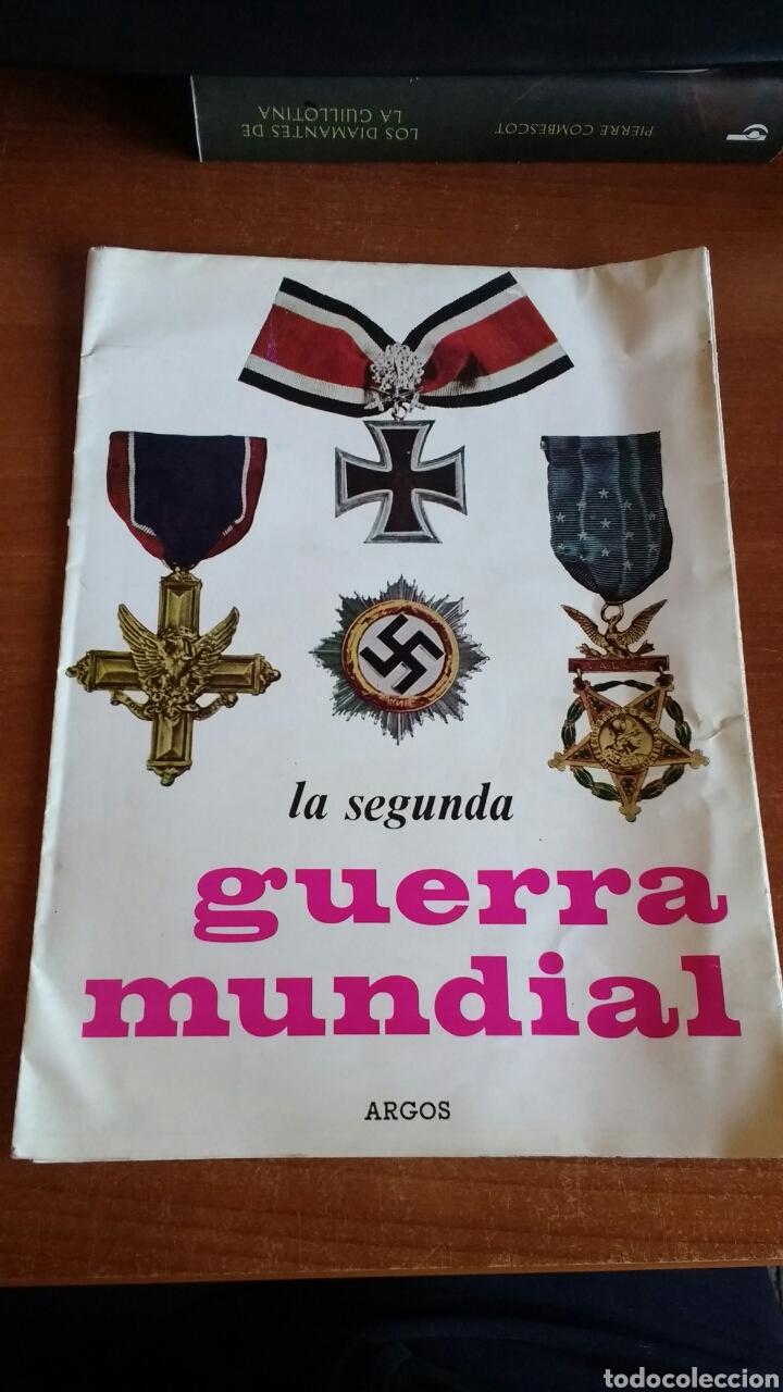Poster tr ptico promocional la segunda guerra comprar libros de la segunda guerra mundial en - Libreria segunda mano online ...
