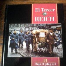 Libros de segunda mano - EL TERCER REICH-TIME, LIFE, ROMBO-BAJO EL TALON DEL CONQUISTADOR - 68665953