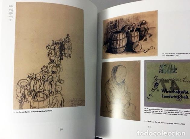 Libros de segunda mano: Ghetto Museum in Terezín (Catálogo) Nazismo. 2ª Guerra Mundial (Campos de exterminio - Foto 3 - 68792789
