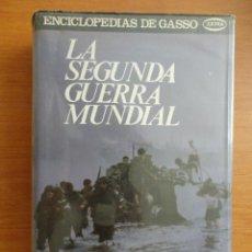 Libros de segunda mano: LA SEGUNDA GUERRA MUNDIAL ,- 1972. Lote 70186501