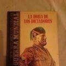 Libros de segunda mano: HISTORIA DELA II GUERRA MUNDIAL TOMO 1 LA HORA DE LOS DICTADORES. Lote 70230205