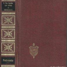 Libros de segunda mano - LAS HIENAS DE RAVENSBRUCK, KARL VON VEREITER (ENRIQUE SANCHEZ PASCUAL). EDICIONES PETRONIO, 1974 - 71633863