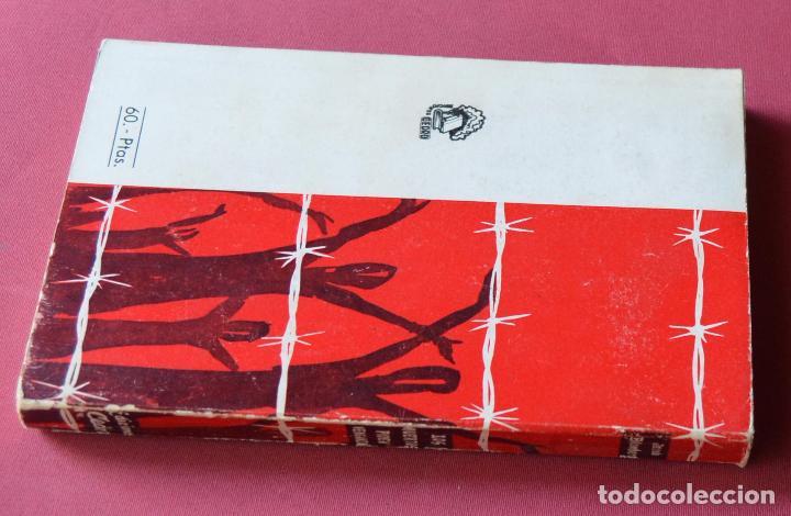 Libros de segunda mano: EICHMANN - LOS MUERTOS PIDEN VENGANZA - JACOB BLOMBERG - EDICIONES CEDRO - 1ª EDICION 1960 - Foto 2 - 72439467