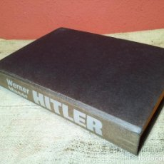 Libros de segunda mano: HITLER. WARNER MASER. VERSIÓN ESPAÑOLA DIORKI. 1971 . Lote 73865663