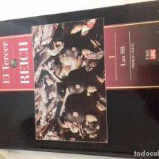 Libros de segunda mano: EL TERCER REICH Nº 1 -LAS SS -PRIMERA PARTE-TIME LIFE ROMBO. Lote 76533763