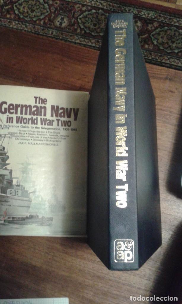 Libros de segunda mano: THE GERMAN NAVY IN WORLD WAR TWO. Jak Mallman Showell - Foto 2 - 76724491