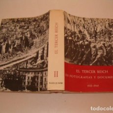 Libros de segunda mano: EL TERCER REICH EN FOTOGRAFÍAS Y DOCUMENTOS. 1933-1945.EL DERRUMBAMIENTO DEL PODER. RMT79117. . Lote 77750737