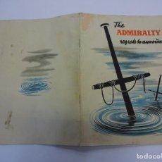 Libros de segunda mano: II GUERRA MUNDIAL. LIBRO PROPAGANDÍSTICO ALEMÁN. EN IDIOMA ESPAÑOL. 32 PÁG. AÑO 1942. Lote 77799637