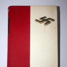 Libros de segunda mano: LIBRO EL TERCER REICH HS HEGNER PLAZA & JANÉS 1962 1ª EDICIÓN 102 FOTOGRAFÍAS. Lote 78449573