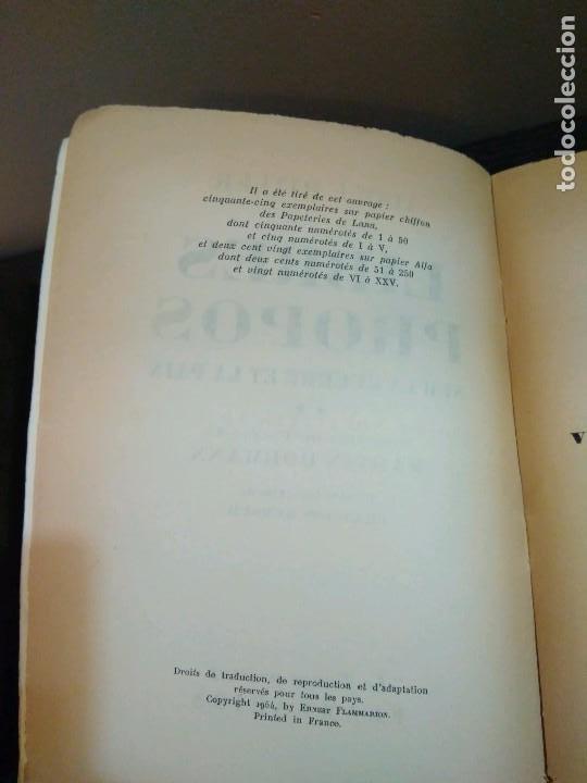 Libros de segunda mano: ADOLF HITLER.LIBRES PROPOS SUR LA GUERRE ET LA PAIX RECUEILLIS SUR LORDRE DE MARTIN BORMANN 1952 - Foto 4 - 82898696