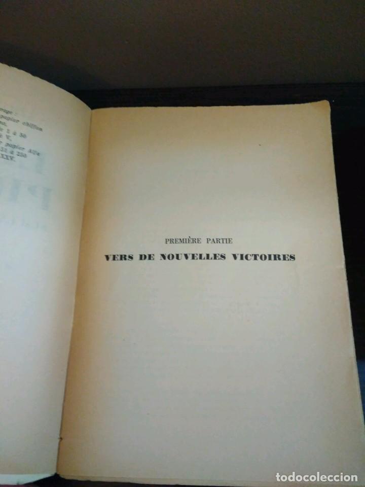Libros de segunda mano: ADOLF HITLER.LIBRES PROPOS SUR LA GUERRE ET LA PAIX RECUEILLIS SUR LORDRE DE MARTIN BORMANN 1952 - Foto 5 - 82898696