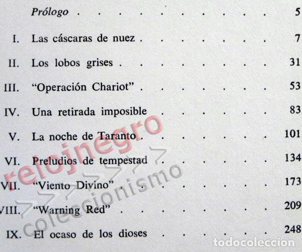 Libros de segunda mano: TITANES AZULES LIBRO LUIS DE LA SIERRA II GUERRA MUNDIAL HISTORIA LOBOS GRISES MAR SUBMARINOS NAZIS - Foto 3 - 83528164