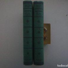 Libros de segunda mano: MARISCAL ROMMEL. MEMORIAS. DOS TOMOS. MUY ILUSTRADOS. 1954. PRIMERA EDICION.. Lote 84357616