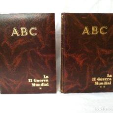 Libros de segunda mano: ABC LA SEGUNDA GUERRA MUNDIAL. Lote 84770340