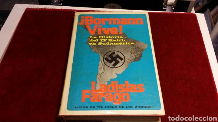 libro bormann vive la historia del cuarto reich - Kaufen Bücher über ...
