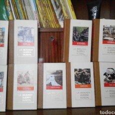 Libros de segunda mano: SEGUNDA GUERRA MUNDIAL. Lote 86719532