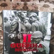 Libros de segunda mano: LA II GUERRA MUNDIAL. MILITARIA, TIKAL. DE FLAVIO FIORANI. NUEVO. 287 PÁGINAS. MUY ILUSTRADO.. Lote 89594620