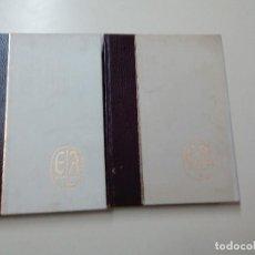Libros de segunda mano: LA SEGUNDA GUERRA MUNDIAL-2 TOMOS-JOSE FERNANDO AGUIRRE-ED. ARGOS-3º. ED-1964-TAPA DURA. Lote 90755900