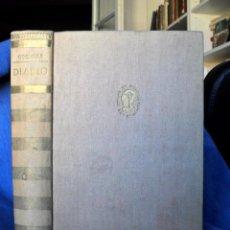 Libros de segunda mano: DIARIO. JOSEPH GOEBBELS. LOS LIBROS DE NUESTRO TIEMPO. BARCELONA 1949.. Lote 91753235