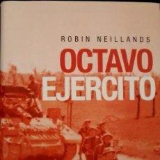 Libros de segunda mano: LIBRO OCTAVO EJERCITO DE INEDITA EDITORIAL.. Lote 95803915