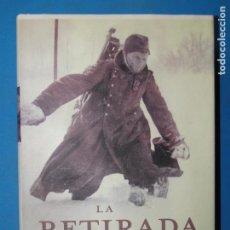 Libros de segunda mano: LA RETIRADA. LA PRIMERA DERROTA DE HITLER.--MICHAEL JONES. Lote 95808395