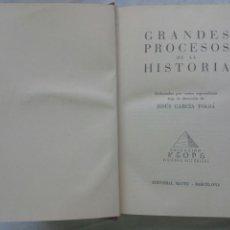 Libros de segunda mano: LIBRO GRANDES PROCESOS DE LA HISTORIA. GUERRA MUNDIAL. REVOLUCIONES. URSS. GUERRA CIVIL. GUERRA MUND. Lote 95859290