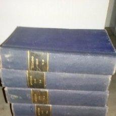 Libros de segunda mano: LOTE 7 TOMOS REVISTAS MUNDO. Lote 97200887
