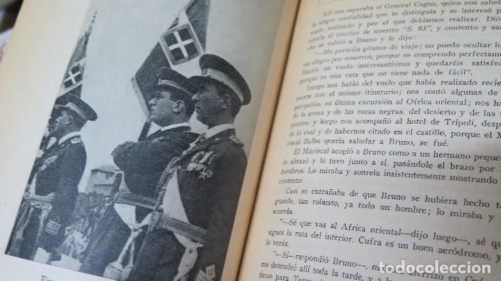 Libros de segunda mano: HABLO CON BRUNO. BENITO MUSSOLINI - Foto 3 - 97900627
