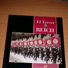 Libros de segunda mano: EL TERCER REICH. HITLER: MAQUINA DE GUERRA. (TERCERA PARTE). Lote 98645827