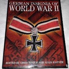 Libros de segunda mano: LIBRO GERMAN INSIGNIA OF WORLD WAR II. Lote 98648303