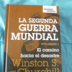 Libros de segunda mano: LA SEGUNDA GUERRA MUNDIAL. WINSTON S. CHURCHILL. 2 VOL. PLANETA 2006 523 Y 585PP. Lote 100616451