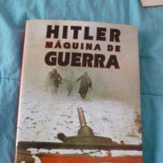 Libros de segunda mano: HITLER MAQUINA DE GUERRA DE ROBERT CECIL CMG 1997 248PP. Lote 101130111