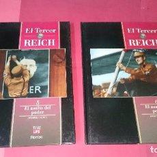 Libros de segunda mano: EL TERCER REICH Nº 5-6 EL ASALTO DEL PODER ED. TIME LIFE ROMBO. Lote 101264787