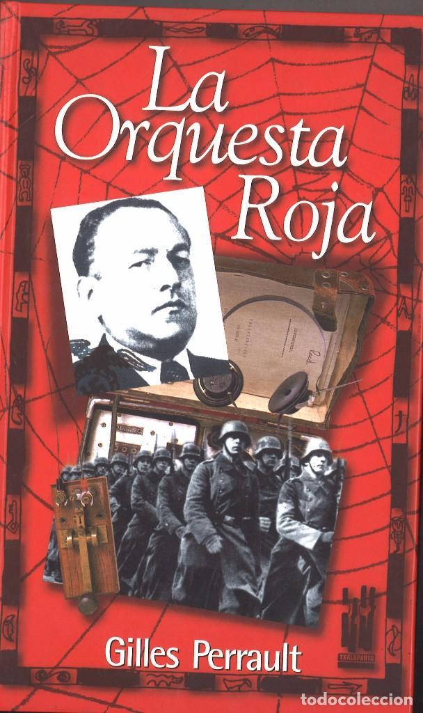 Resultado de imagem para la orquesta roja libro