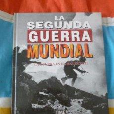 Libros de segunda mano: LA SEGUNDA GUERRA MUNDIAL. TIME FOLIO. LA GUERRA DEL DESIERTO DOS 1995 99PP. Lote 102068567