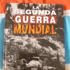 Libros de segunda mano: LA SEGUNDA GUERRA MUNDIAL. TIME FOLIO. COMANDOS UNO 1995. Lote 102083271